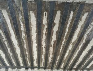 漯河三中教室顶板碳纤维加固工程