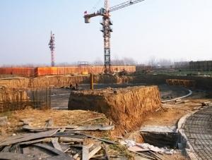 平顶山叶县污水处理厂预应力工程