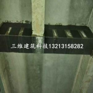 商丘永城丰庄社区商铺顶板粘纤维加固项目