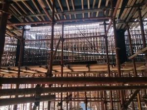改建铁路宁西线南阳站(站房)改扩建工程