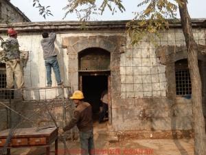 房屋加固施工前期有哪些准备事项?