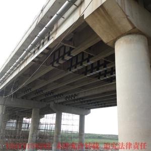 郑州加固讲述碳纤维布加固桥梁特点