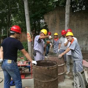 西平县传统民居加固灌浆加固