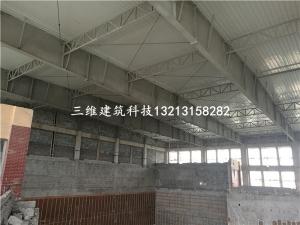 体育馆大跨度钢结构